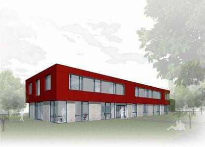 Neubau Büro- und Verwaltungsgebäude PEDAG