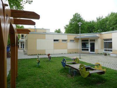 Evangelische Kindertagesstätte Debora, Aronsstraße