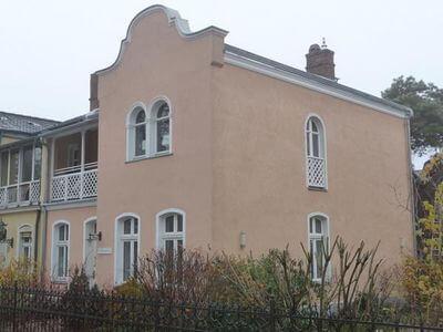 Denkmalgeschütztes Einfamilienhaus SCHRAM